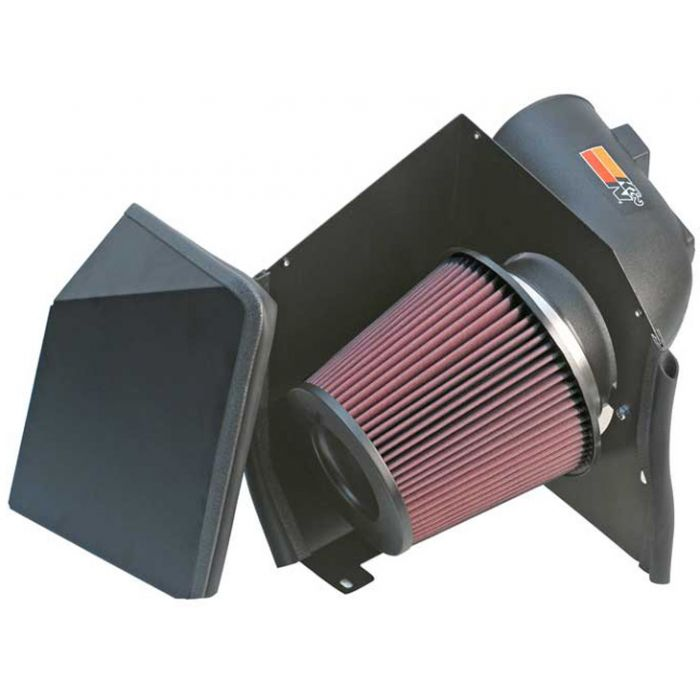 K&N Filters 57-3000 Air Intake 2004-2007 Chevy Silverado and GMC Sierra Diesel