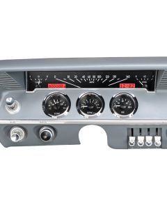 Dakota Digital VHX-61C-IMP-K-R Chevy 1961-1962 Impala Gauge System