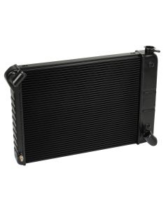 DeWitts Radiator 1249066A 1966-67 Vette Duel Pass 1.25 Inch Tubes Auto/Trans