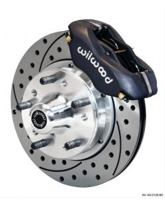 "Wilwood Disc Brakes 140-11014-D Ford 1937-48 Pickup Front 15"" Wheel"