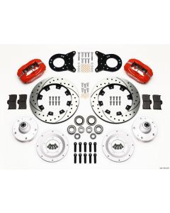 Wilwood Disc Brakes 140-11072-DR Front 12.19 Inch Rotor Ford/Mercury 1965-70