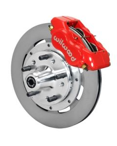 Wilwood Big Brakes 140-11275-R Front 12.19 Inch Rotors 1982-92