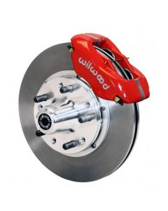 "Wilwood Disc Brakes 140-11811-R Chevy 1949-62 Front Big Disc Brake's 14"" Wheel"