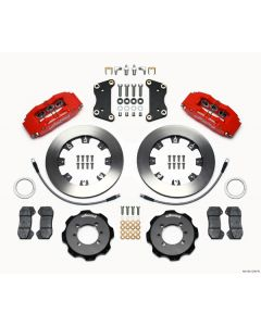 Wilwood 140-12767-R Dynapro 6 Big Brake Kit Front Fiat 500 Abarth