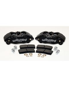 Wilwood Disc Brakes 140-13029 Big 4 Piston Calipers 1986-17 Acura, Honda
