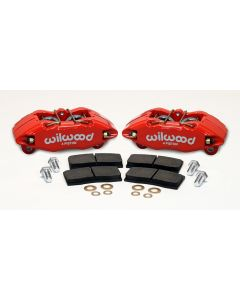 Wilwood Disc Brakes 140-13029-R Big 4 Piston Calipers 1986-17 Acura, Honda