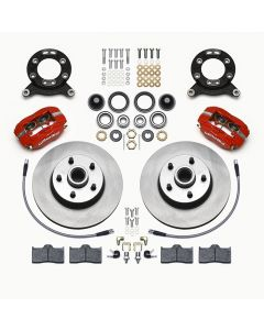 "Wilwood Disc Brakes 140-13476-R Dynalite 11.3"" Rotors 4 Piston 1963-69 Ford"