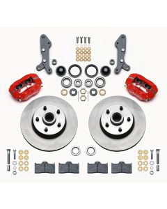 "Wilwood Disc Brakes 140-13653-R Dynalite 11.3"" Rotors 4 Piston 1957-68 Ford"