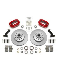 "Wilwood Disc Brakes 140-14271-R Dynalite 11.03"" Rotors 4 Piston 1974-80"