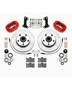 "Wilwood Disc Brakes 140-15272-R Dynalite 11"" Rotors 4 Piston 1964-74"