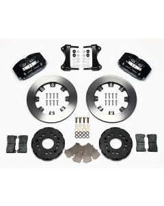 "Wilwood Disc Brakes 140-8292 Dynalite 12.19"" Rotors 4 Piston 1995-00"