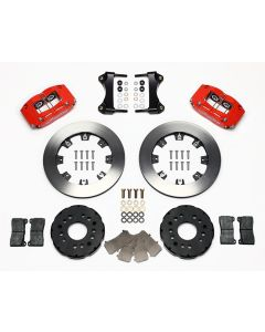 "Wilwood Disc Brakes 140-8292-R Dynalite 12.19"" Rotors 4 Piston 1995-00"