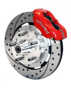 Wilwood Big Brakes 140-9053-DR Front 12.19 Inch Rotor GM 1979-86
