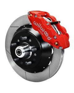 "Wilwood Big Brakes 140-9803-R GM 12.88"" Rotor Superlite 6 Piston 1964-72"