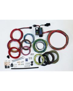 American Autowire 510625 Route 9 Universal Wiring System