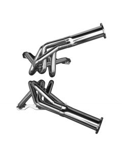 Sanderson TwisterSBF Headers Small Block Ford Outside Chassis