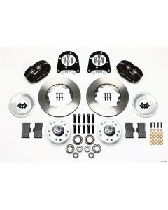 Wilwood 140-11018 Ford Mustang 1984-93 Pro Series Disc Brake Kit Front