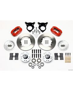 Wilwood 140-11018-R Tbird, Mustang 1984-93 Pro Series Disc Brake Kit Front