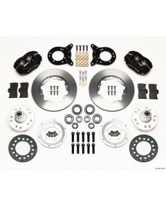 Wilwood 140-11073 Ford 1970-1974 Front Brake Kit For 14 Inch Wheel