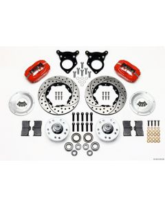 Wilwood 140-11018-DR Ford Mustang 1984-93 Pro Series Disc Brake Kit Front