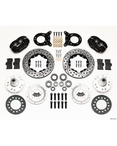 Wilwood 140-11073-D Ford 1970-1974 Front Brake Kit For 14 Inch Wheel
