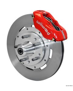 Wilwood Big Brakes 140-11072-R Front 12.19 Inch Rotor Ford/Mercury 1965-70