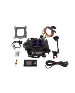 FiTech Fuel Injection 30008 MeanStreet EFI 800 HP Self-Tuning Fuel Injection Systems
