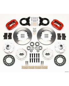 Wilwood Disc Brakes 140-11071-R Ford 1965-1970 Front For 14 In Wheel