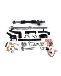 Speed Direct 83837 Manual Rack and Pinion Black Column Kit for 53-54 Corvettes