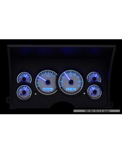 Dakota Digital VHX-88C-PU-C-B Chevy Truck 1988-1994 Gauges