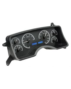 Dakota Digital VHX-90F-MUS-K-W Ford Mustang 1990-1993 Gauge Panel
