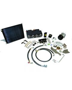 Classic Auto Air 20-120 Ford 19641/2-68 Daily Driver Air Conditioning System