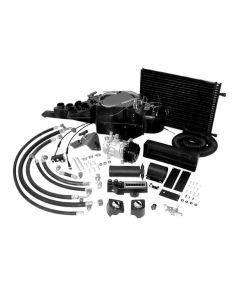Classic Auto Air 1-1069 Ford Pickup 1953-56 Perfect Fit Non Factory Air Truck Evap kit