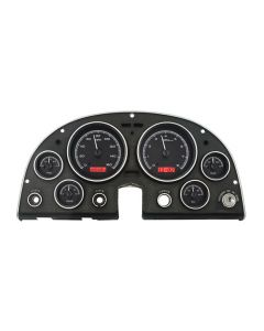 Dakota Digital VHX-63C-VET-K-R Chevy 1963-1967 Corvette Gauge System