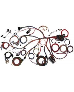 American Autowire 510055 Ford Mustang 1967-1968