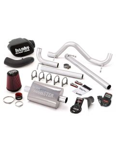 Banks Stinger Bundle 51341-B Jeep Wrangler 2007-11