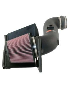 K&N Filters 57-3057 Air Intake 2005-2007 Chevy Silverado and GMC Sierra