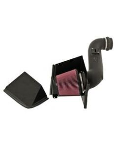 K&N Filters 57-3066 Air Intake 2007-2010 GMC Sierra and Chevy Silverado Pickup