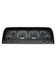 Dakota Digital  VHX-64C-PU-K-W Chevy 1964-1966 Pickup Gauge System