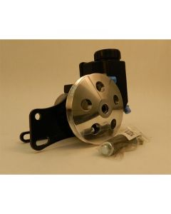Unisteer 8060570 Chevelle Small Block Short Water Pump kit w/Clip-on Resevoir
