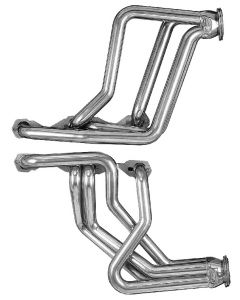 Sanderson Headers C12-SEC Small Block Chevy Full Length