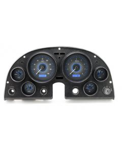 Dakota Digital VHX-63C-VET-C-B Chevy Corvette 1963-1967 Instrument Panel