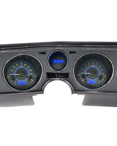 Dakota Digital VHX-69C-CVL-C-B Chevelle / El Camino 1969 Instrument Panel