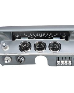 Dakota Digital VHX-61C-IMP-K-W Chevy 1961-1962 Impala Gauge System