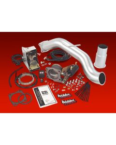 Banks 55224 Exhaust Brake, 4 in. Aftermarket Exhaust, Dodge, Ram 2500, Ram 3500, 5.9L Diesel, Kit 2003-2007