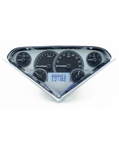 Dakota Digital VHX-55C-PU-S-W Chevy 1955-1959 Pickup Gauge System