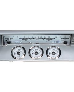 Dakota Digital VHX-61C-IMP-S-W Chevy 1961-1962 Impala Gauge System