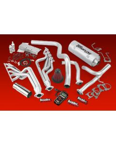 Banks Power Pack System 49495 Ford Driver Exhaust Pipe V-10 C E s/d 2004