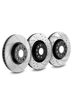 Neuspeed NM.12634066LR Mini Cooper Rotor Set - Rear