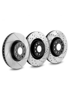 Neuspeed NM.12734094LR Mini Cooper Rotor Set - Rear